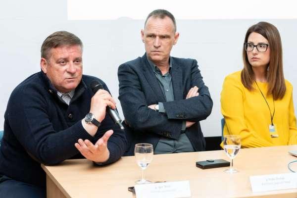 Igor Nola, Vinko Brešan, Mia Pećina Drašković