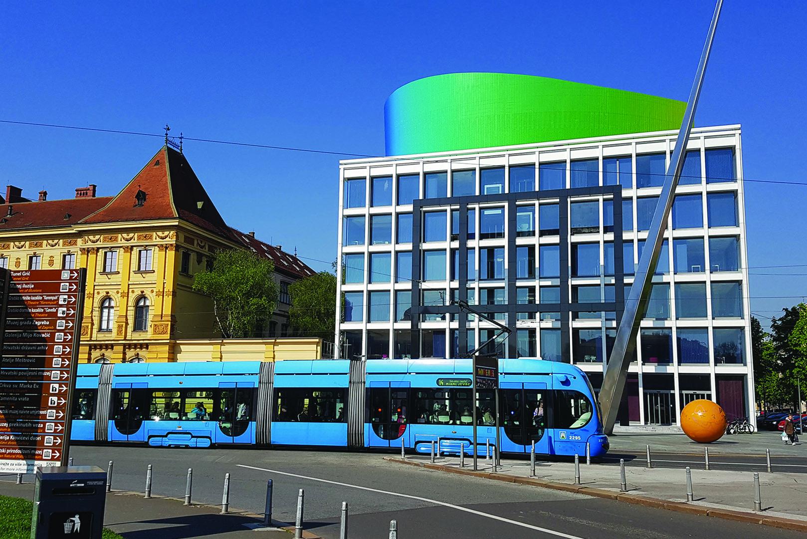Autobusi i tramvaji